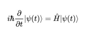 Schrodinger equation