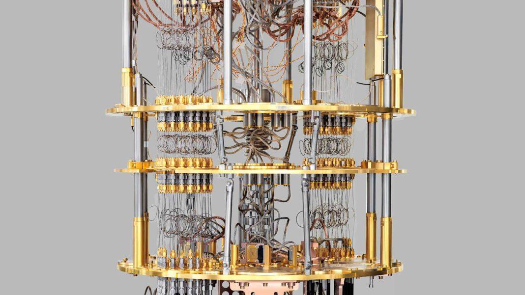 Rigetti quantum computer hardware